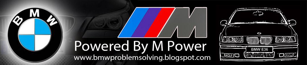 BMW E36 SOLUTIONS