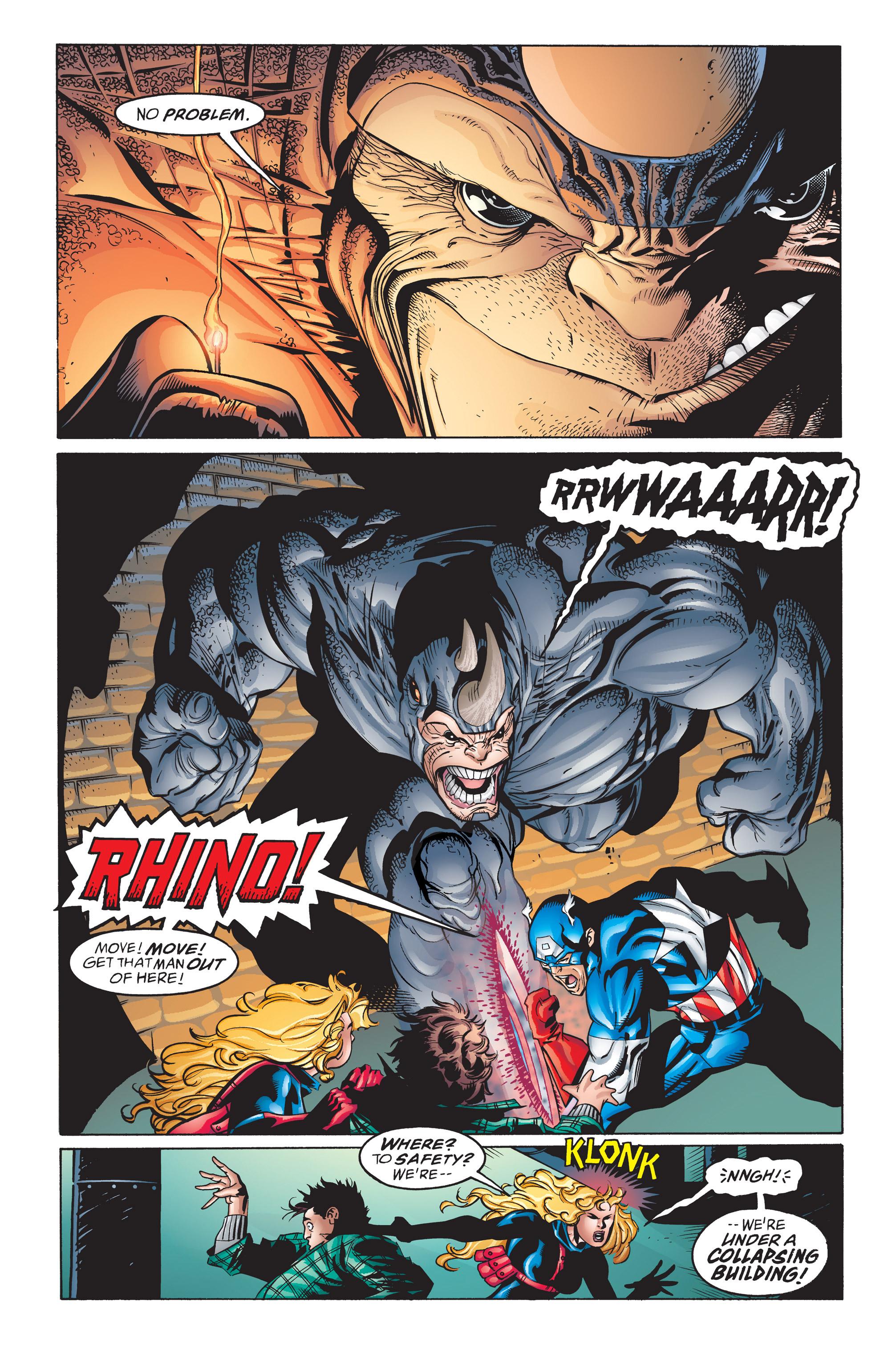 Captain America (1998) Issue #10 #16 - English 6
