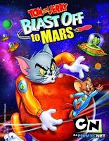Tom và Jerry Đến Sao Hỏa