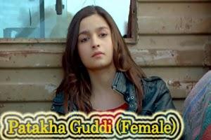 Patakha Guddi (Female)