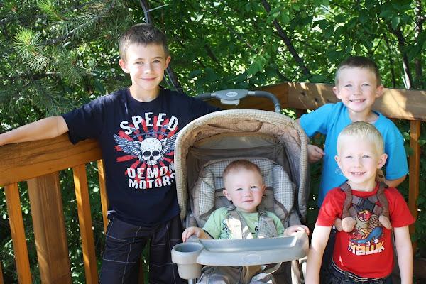The Connolly Family in Alaska