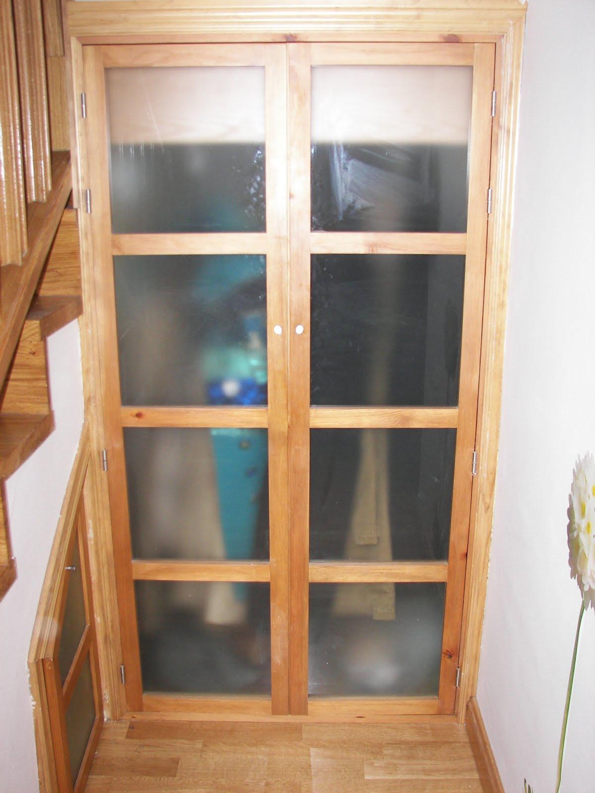 Carpinteria viosca roda armario bajo escalera - Armario bajo escalera ...