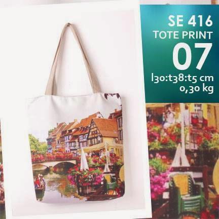 jual online tote bag kanvas murah full printing villa