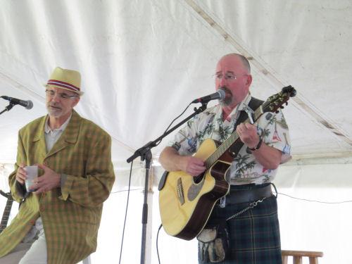 Irish music John & Seamus