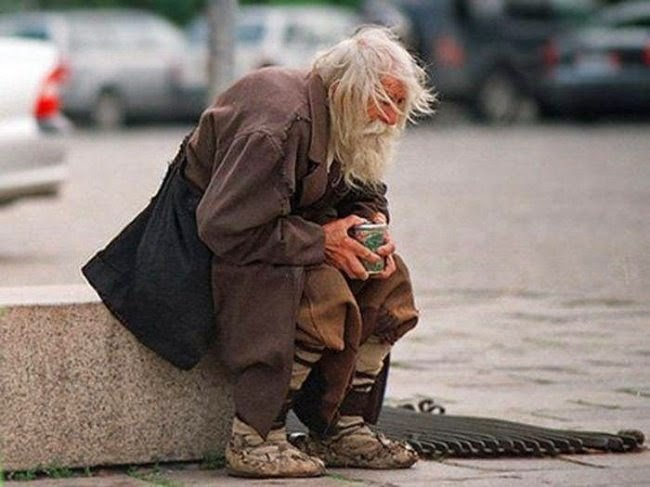 Love and Empathy Will Save the World: 16 Arguments! - Homeless from Bulgaria