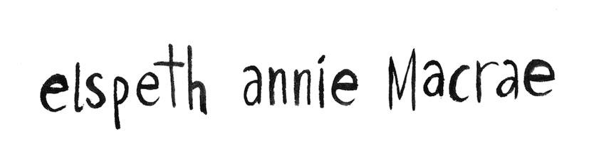 Elspeth Annie Macrae