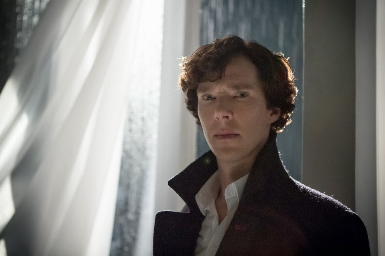 Sherlock His Last Vow Series 3 BBC One Benedict Cumberbatch
