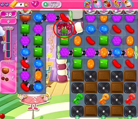 Candy Crush Saga 769