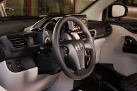 2012 Scion iQ interior - Subcompact Culture