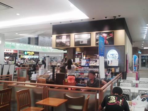 外観3 タリーズコーヒーカラフルタウン岐阜店