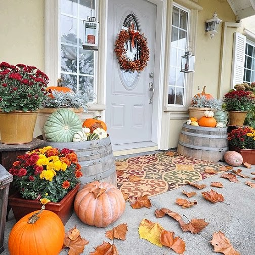 Dishfunctional Designs Autumn At Your Doorstep