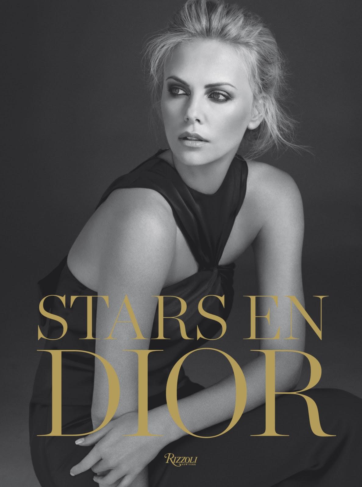 """book """"Stars in Dior"""""""