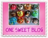 one sweet blog award