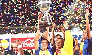 Top 10 Finales de la Copa América