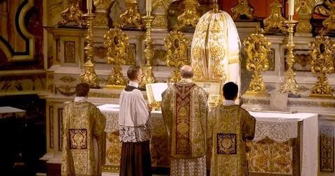 Missa gregoriana no mundo ora o de jesus ou ora o do cora o d a de los santos en londres - Divo barsotti meditazioni ...