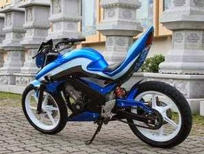 modifikasi honda cbr 2014