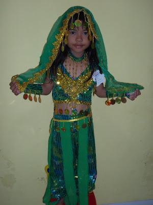 KSA-016 Kostum Traditional India
