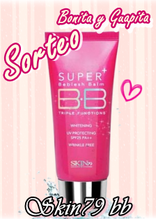 Sorteo Internacional BBcream