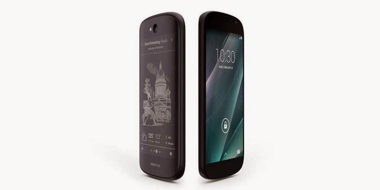 Penerus Android Dua Layar Meluncur Desember