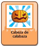 Cabeza de Calabaza - CityVille