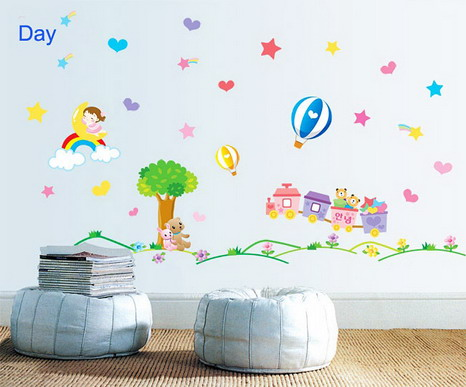 Foundation dezin decor kids room wall designing for Childrens bedroom wall designs