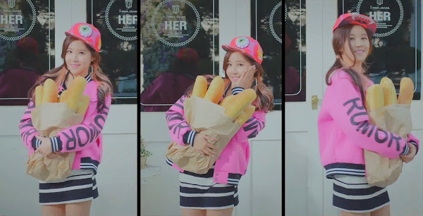 Ellin Crayon Pop FM