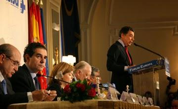 Ignacio Gonzalez nueva economia forum