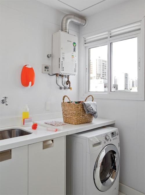 Blog de arquitetura e decora o 5 lavanderias para for Remodelacion de apartamentos pequenos