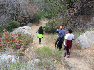 Fish Canyon Trail, Angeles National Forest