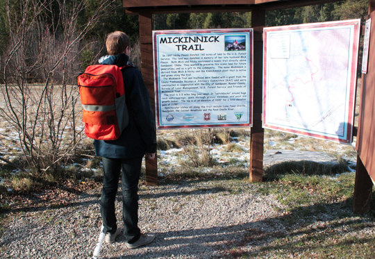 mickinnick trail sandpoint