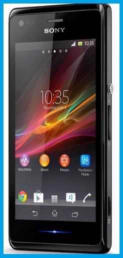 Harga HP Sony Xperia M C1905