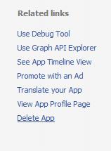 delete app timeline