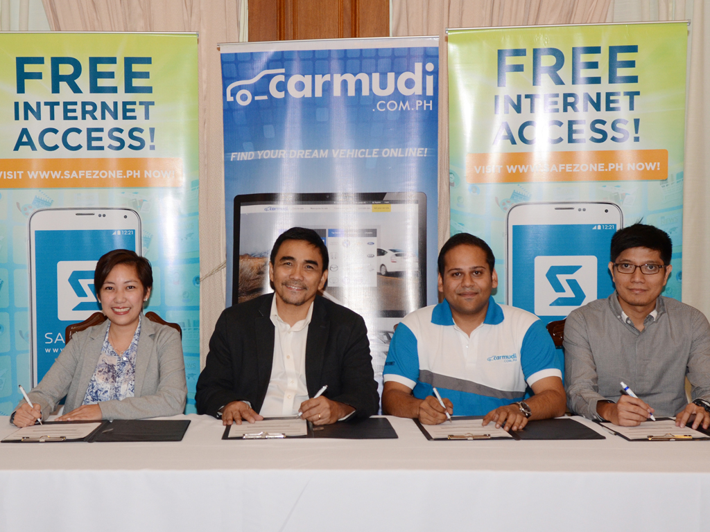 Searches for Affordable Cars with Carmudi App Now Free to Surf via Safezone