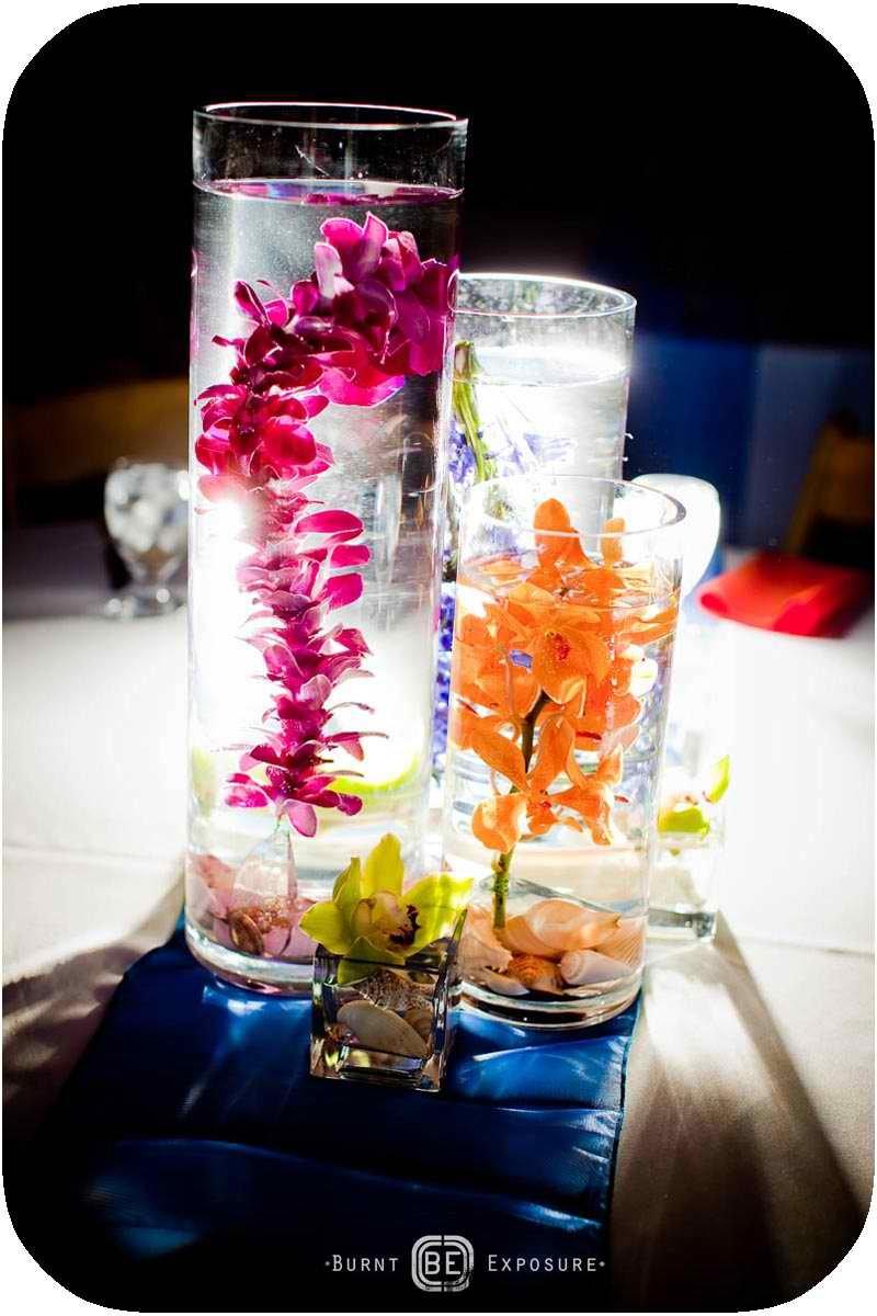 Цветы с глицерином 156