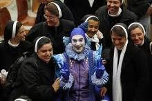 Bosco wiv nuns