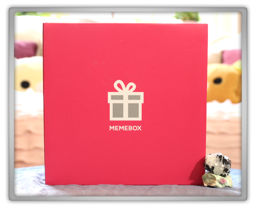 겟잇뷰티박스 by 미미박스 memebox beautybox # 36 superbox Pore Care 3 box unboxing review preview