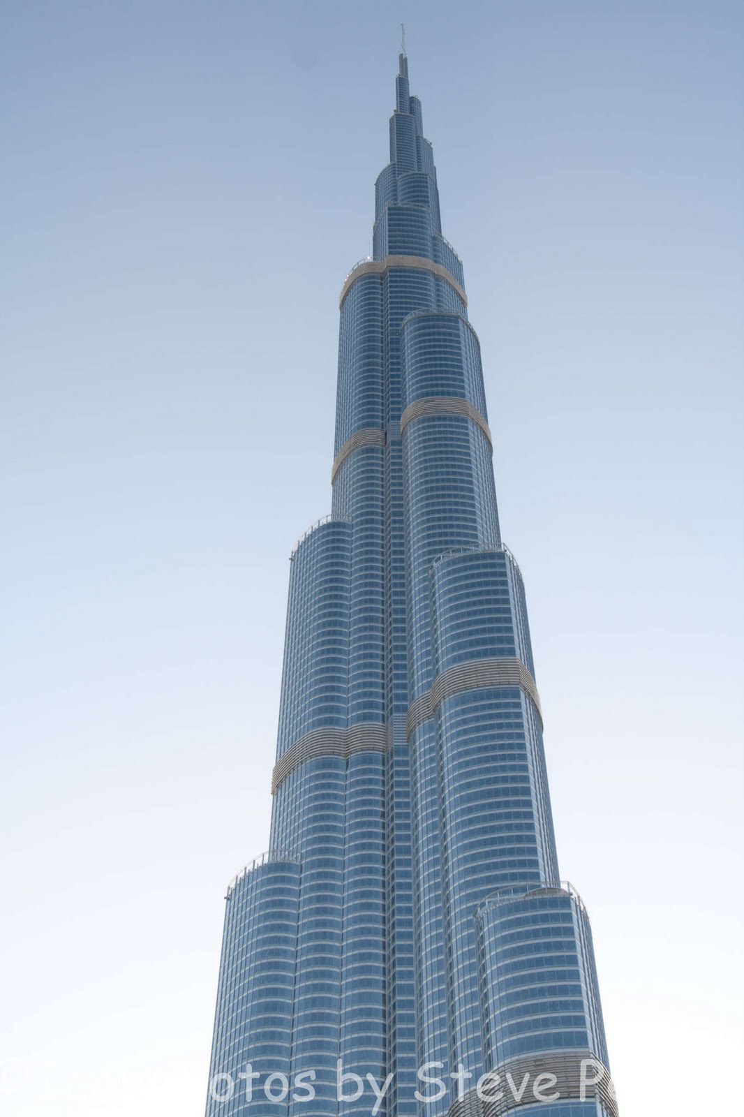 Through the loupe 124 floors up in burj khalifa for Burj al khalifa how many floors