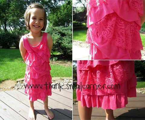 TCP dress