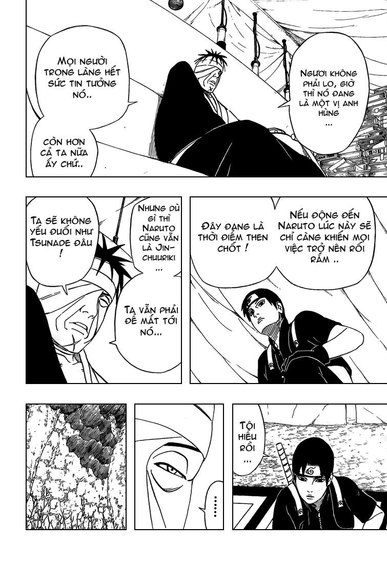 Naruto chap 452 Trang 6 - Mangak.info