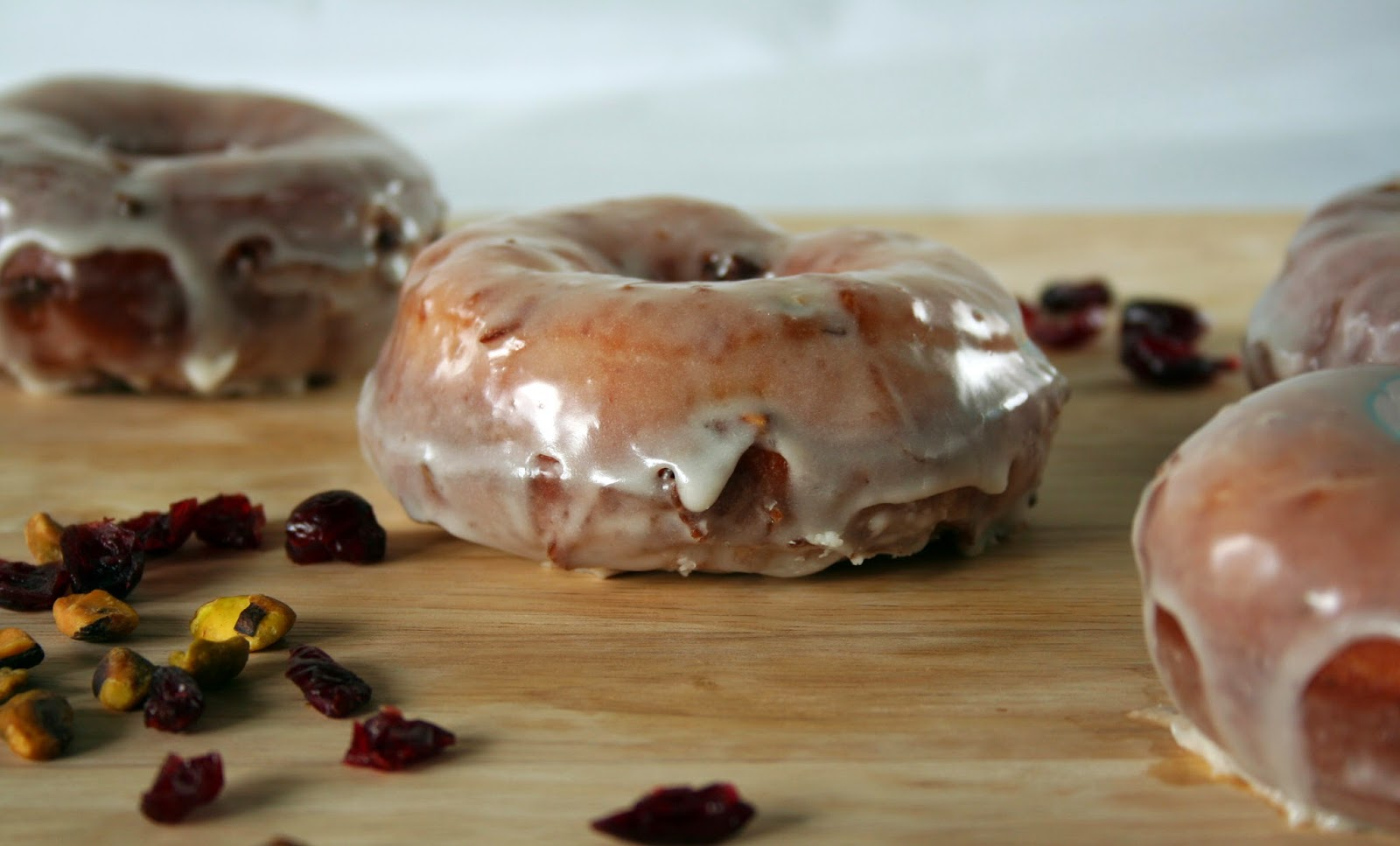 Homemade Raised Glazed Doughnuts