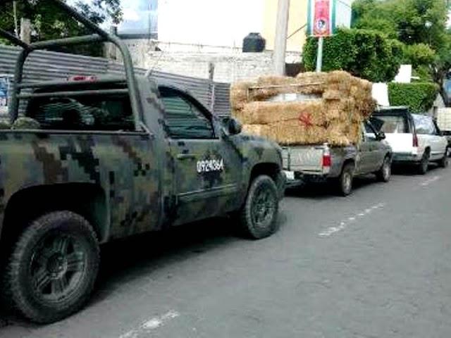 Incrementa el ejercito patrullaje en Palmar de Bravo