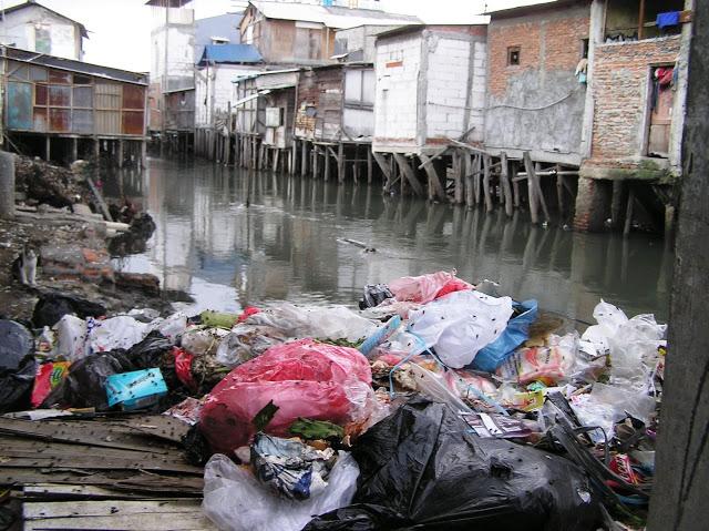 Timbunan Sampah di Indonesia Capai 175.000 ton Perhari