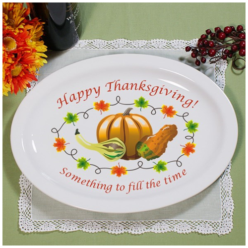 Personalized Thanksgiving #Giveaway