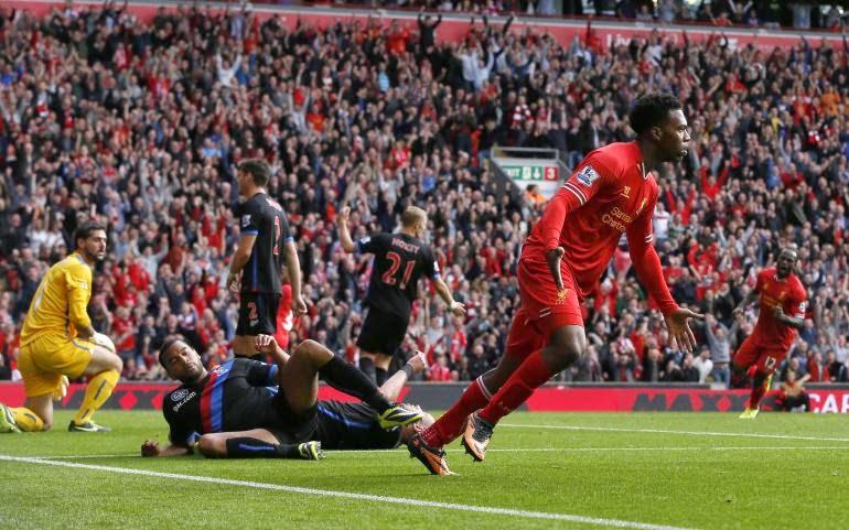 Hasil Pertandingan Crystal Palace vs Liverpool 6 Mei 2014