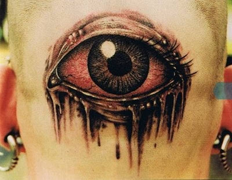 New tattoo hot trend of 3d tattoos designs in youngster for How much is a prinker tattoo