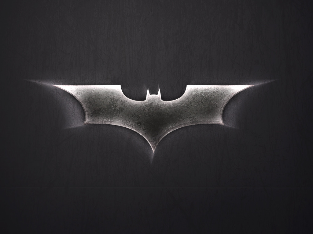 batman logo screensaver