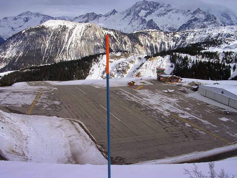 The Most Extreme Airport | Courchevel Airport