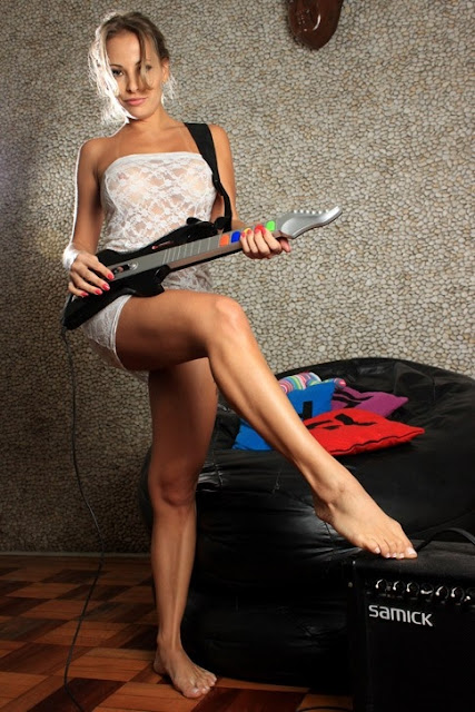 Modelo Rafaela Golcalves