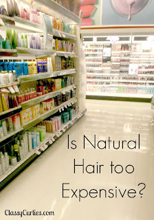Is natural hair expensive?