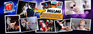 """Promoção """"Miley Cyrus em Miami"""""""